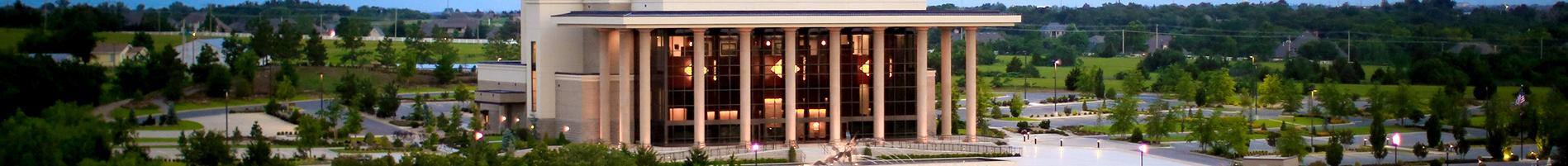 Gerald Flurry - Herbert W. Armstrong Auditorium