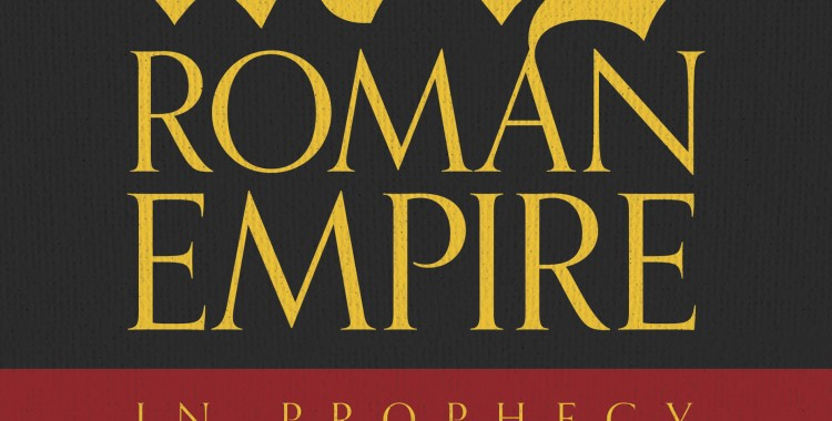 Gerald Flurry - Holy Roman Empire in Prophecy Cover